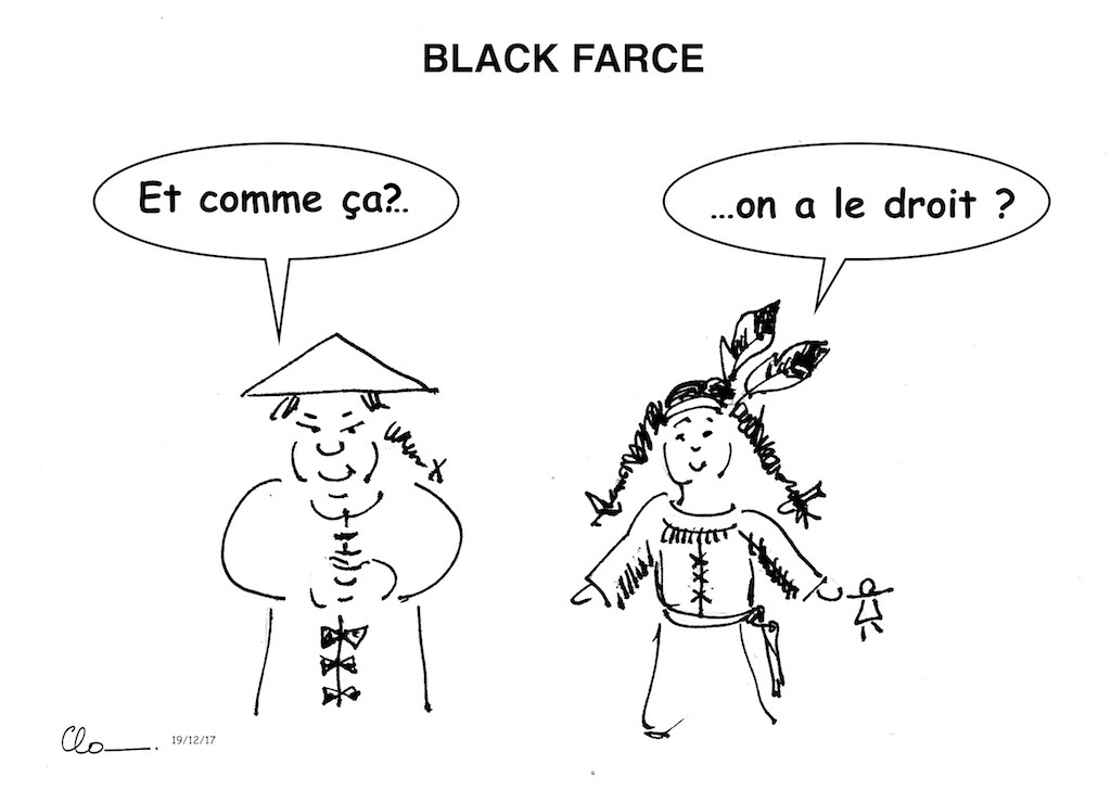 blackfarce