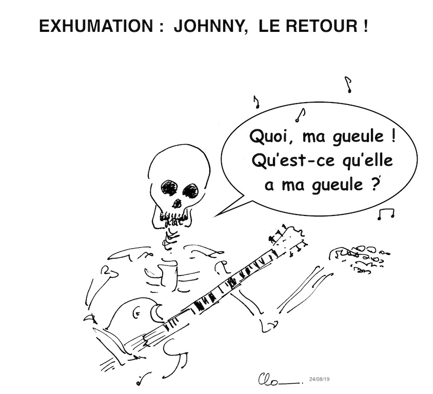 Johnnyretour