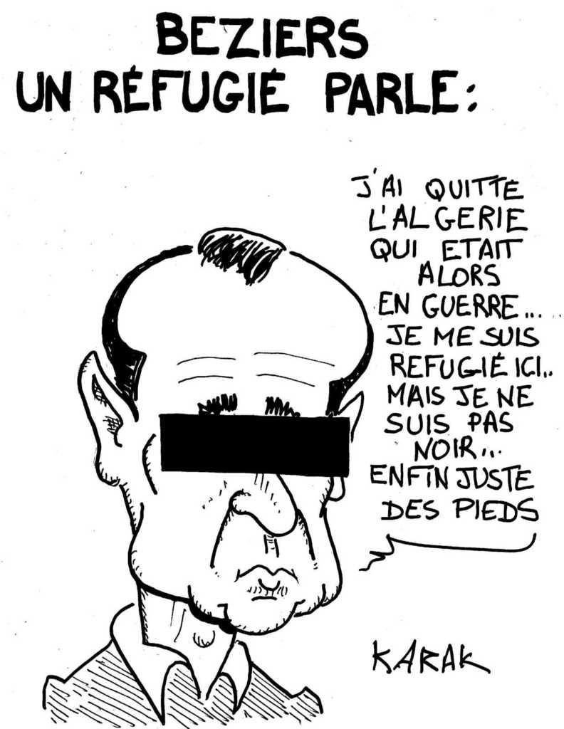 Mensonge nº2: sur L'Algérie